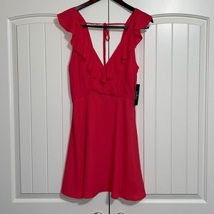 NWT Lulus Mini Dress SZ L